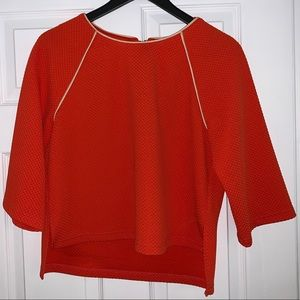 Orange Bedo top